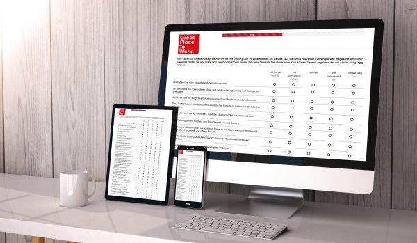 DBA online Fragebogen